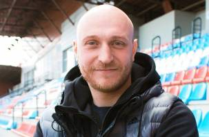 Бывший футболист смоленского «Кристалла» стал президентом футбольного клуба