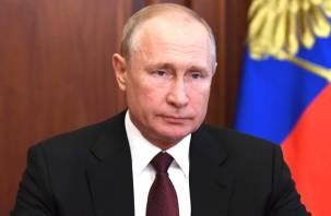 Песков рассказал о расписании Путина на 1 сентября