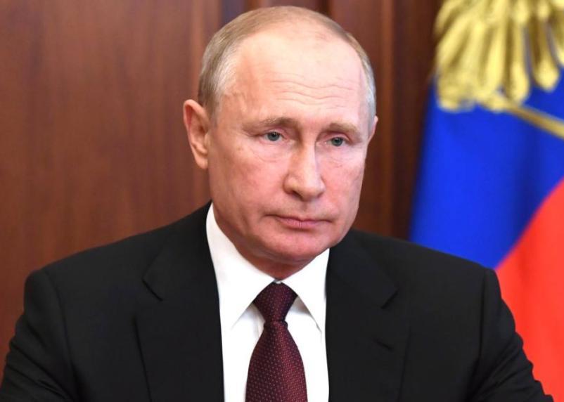 Путин поблагодарил россиян за одобрение поправок в Конституцию