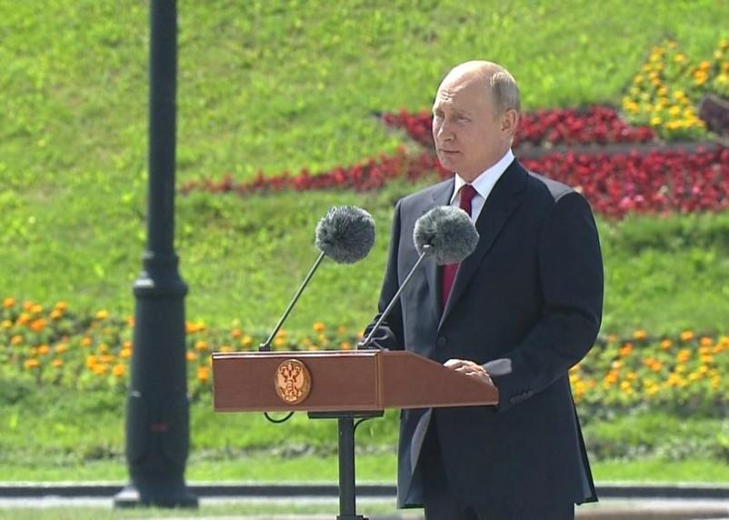 Путин заявил о поддержке поправок в Конституцию большинством россиян