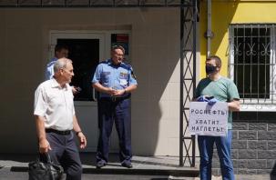 Смолянин попросил «перестать наглеть» компанию «Роснефть»