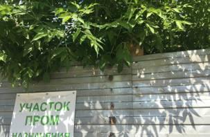 Промпроизводство в Смоленской области упало на 43% к уровню декабря
