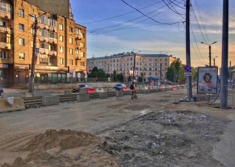 Движение по четной стороне Николаева пока не откроют