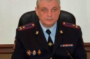 В Смоленской области представили нового начальника полиции