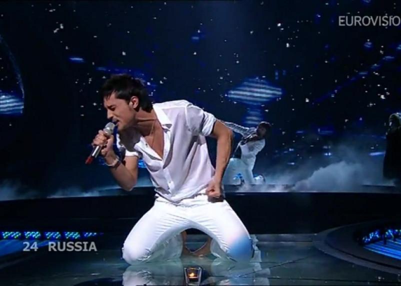 Билана «лишили» победы на Евровидении