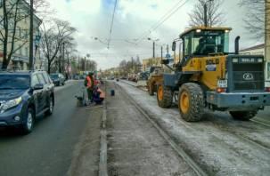 Ремонт дороги на улице Николаева. Прокуратура ведет проверку