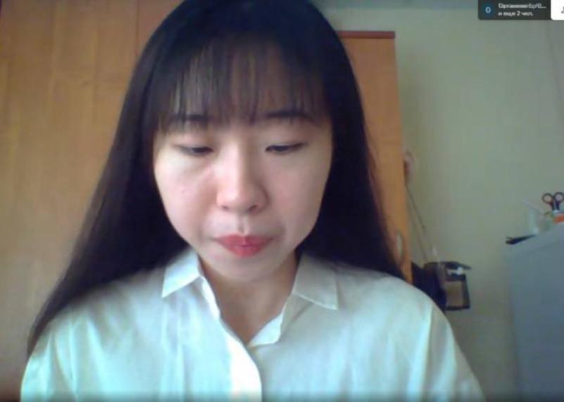 Магистрантки из Китая защитили выпускные работы в Смоленске