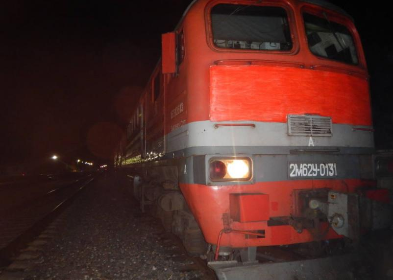 Смоленские железнодорожники украли 24 тысячи литров дизельного топлива