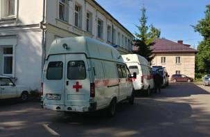 В Вяземском районе количество зараженных коронавирусом растёт