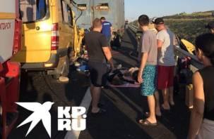 Опубликован список погибших в страшной аварии с микроавтобусом в Крыму