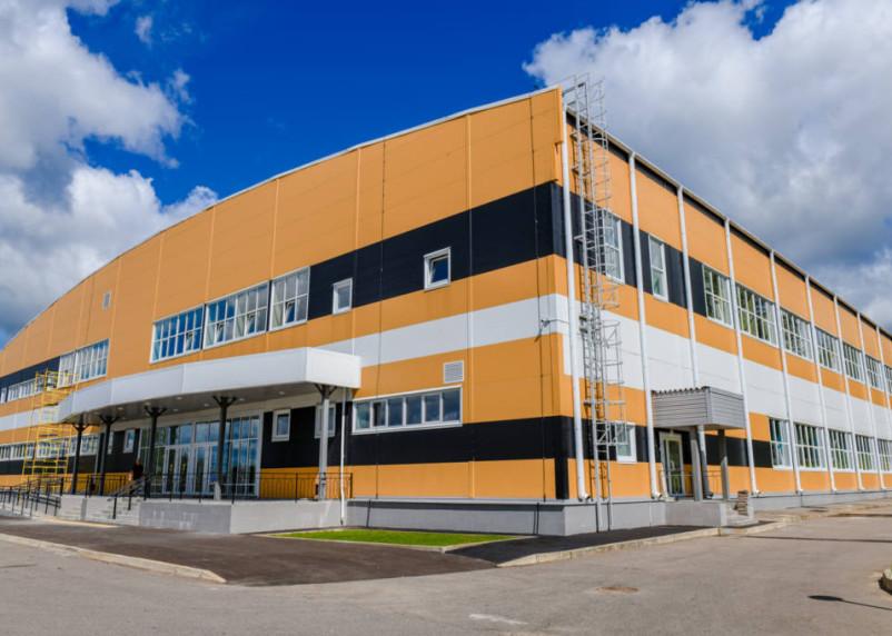 ФОК в Дорогобуже планируют открыть в конце августа
