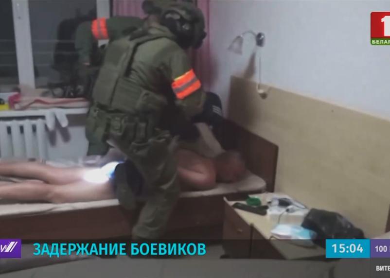 Белоруссия передала Украине список 33 задержанных россиян