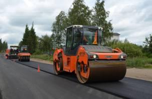 Какие дороги в Смоленской области отремонтируют в ближайшие месяцы