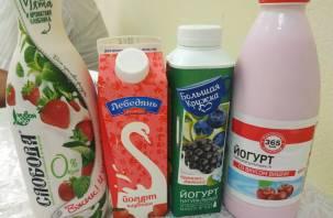 Результат проверки йогуртов в Смоленске ошеломил экспертов