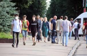 Идет снижение бессимптомных коронавирусных больных в России
