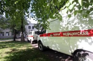 В Смоленской области новые случаи коронавируса на 13 мая выявили в 7 районах