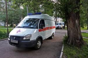 Женщина с тремя детьми попала в столичную больницу после дезинфекции квартиры