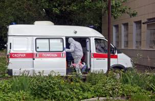 В России поставлен новый антирекорд по количеству зараженных коронавирусом за сутки