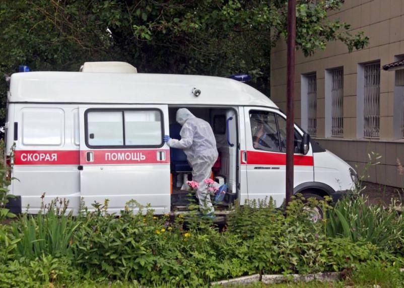 В России произошел всплеск коронавируса