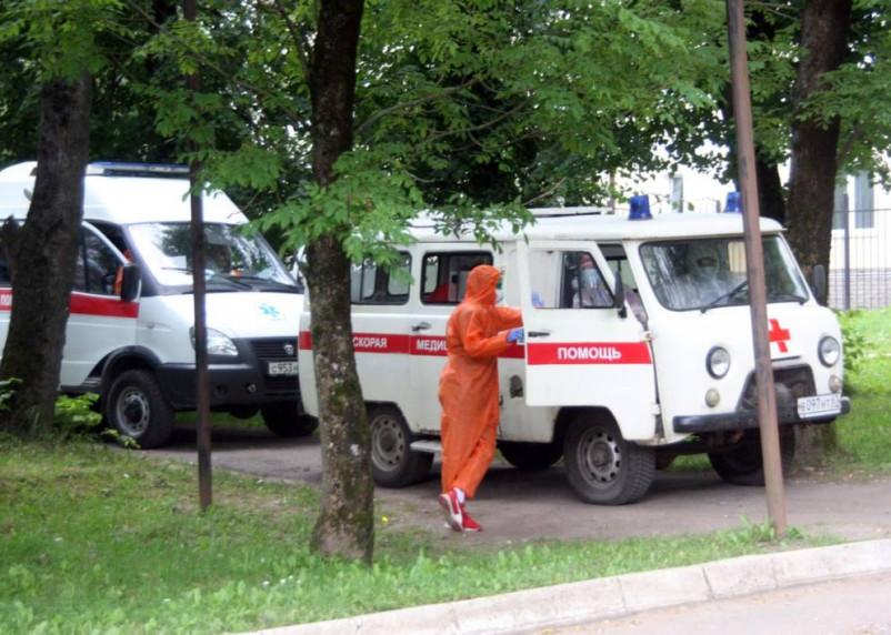 В Санкт-Петербурге началась вторая волна коронавируса. Побит июньский рекорд