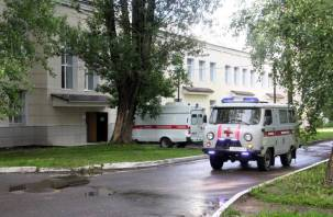 Число зараженных коронавирусом в Холм-Жирковском выросло