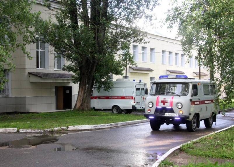 В Смоленской области увеличилось число госпитализированных с коронавирусом
