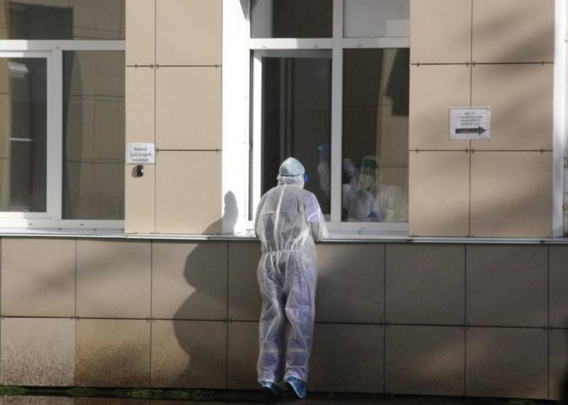 Оперативная статистика по коронавирусу в России на 1 августа