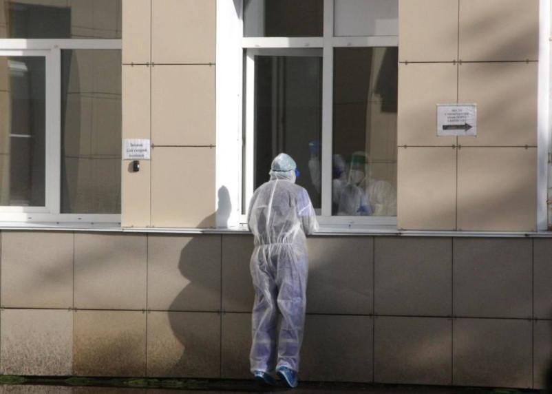 Смоленск лидирует по числу случаев заражения коронавирусом