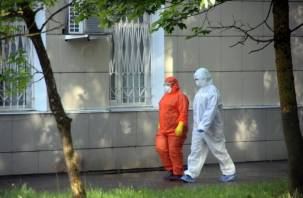 Оперативная статистика по коронавирусу в России на 6 августа