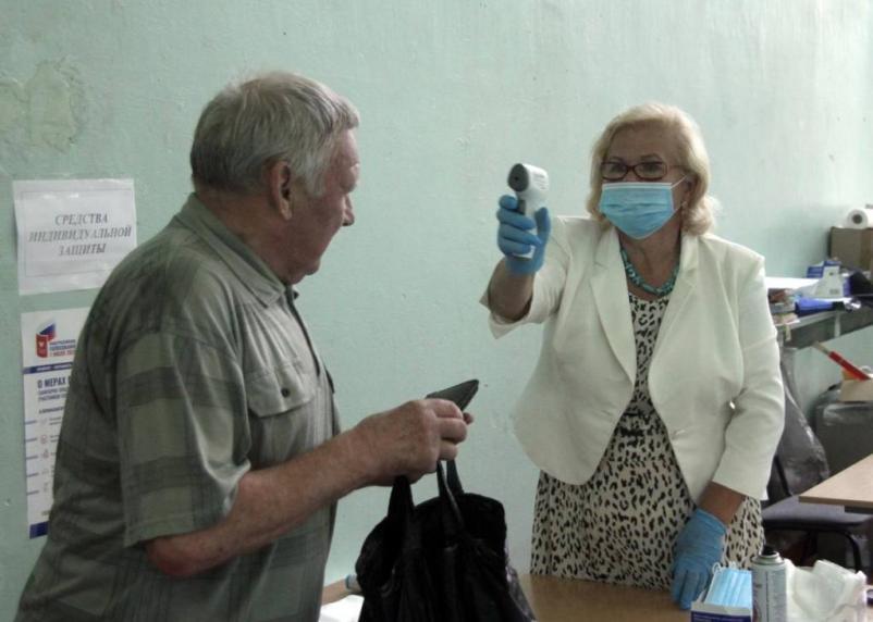 Явка на голосовании в Смоленской области превысила 44%. Что происходит на участках