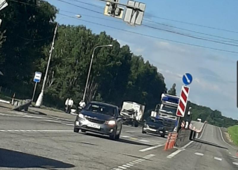 Последствия смертельного ДТП в Смоленской области сняли на видео