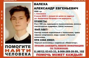 В Смоленске завершили поиски 22-летнего велосипедиста