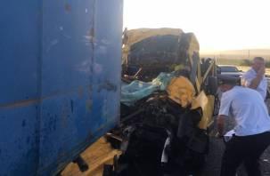 У водителя разбившейся в Крыму маршрутки не было разрешения на перевозки