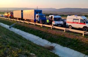 Число жертв смертельного ДТП в Крыму растет
