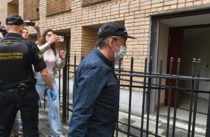 «Я не актер». Ефремов отказался признать вину в смертельном ДТП
