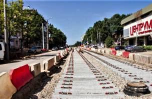 Движение трамваев по улице Николаева могут открыть уже в августе