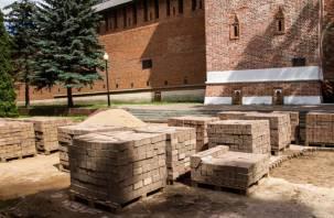 В смоленском сквере установят мемориальную стелу