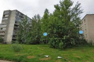В Смоленске поставили точку в афере с точечной застройкой на Черняховского