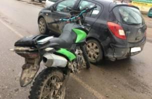 За езду между рядами мотоциклистов предлагают наказывать
