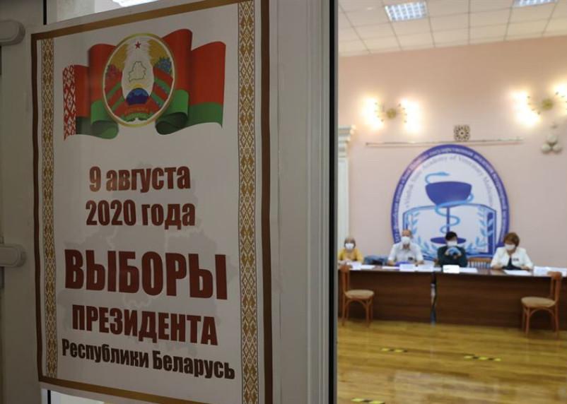 В Белоруссии не предусмотрено создание общественных органов по пересмотру итогов выборов