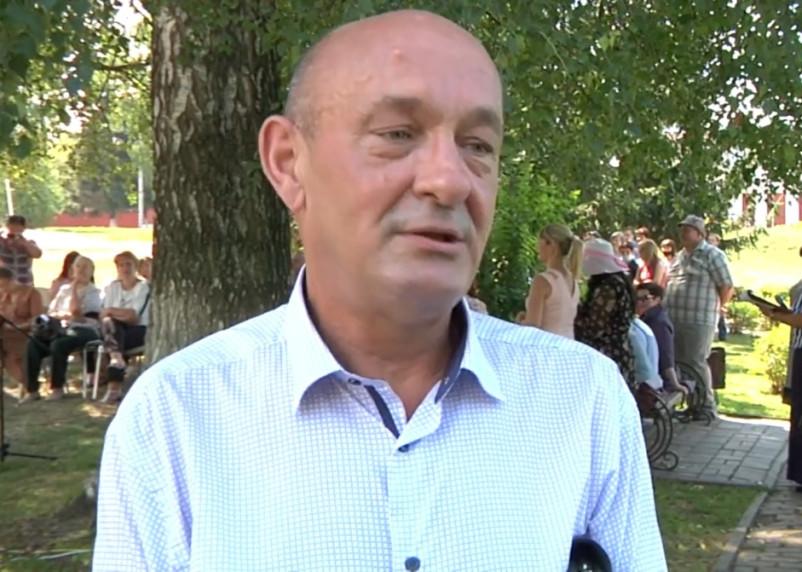 В Смоленске появился «Курский соловей»