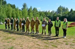 На федеральном уровне Смоленщину представит лесной пожарный Артем Чистяков