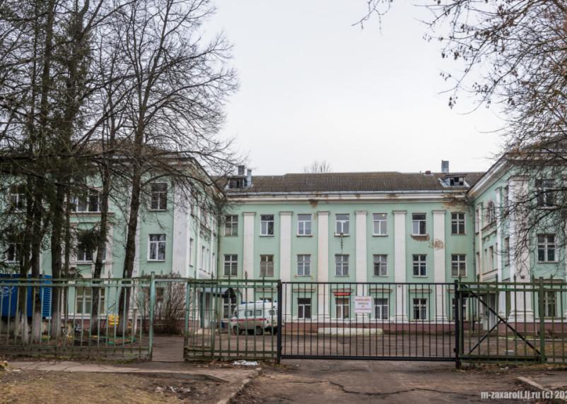Смоленских ковид-больных повезут в Ярцево