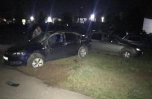 В Вязьме в ДТП Фольксвагена и Лады пострадала девушка