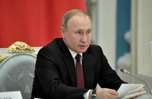 Владимир Путин высказался о применении Россией военной силы в карабахском конфликте