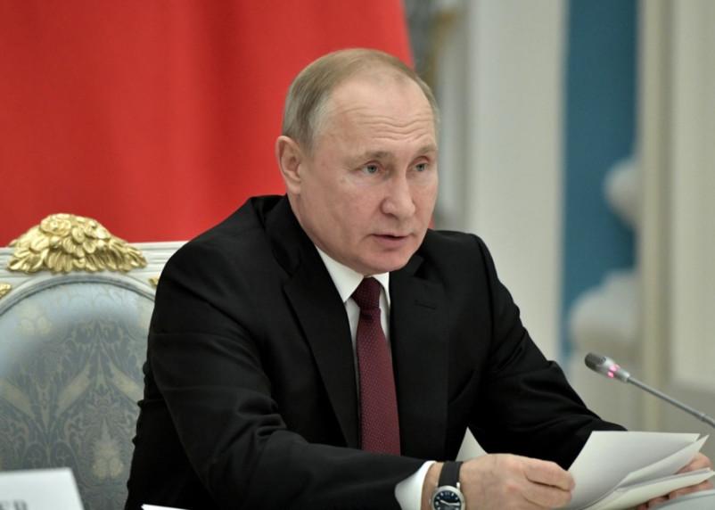 Путин предложил продлить «ядерный договор» на год