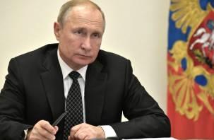 Путин провел кадровую перестановку в российских силовых структурах