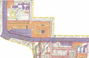 В Смоленске планируют новую дорогу и высотные дома