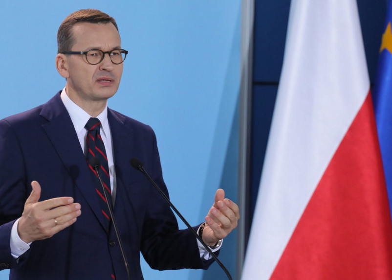 Польша призывает Путина отказаться от планов силовой поддержки Лукашенко