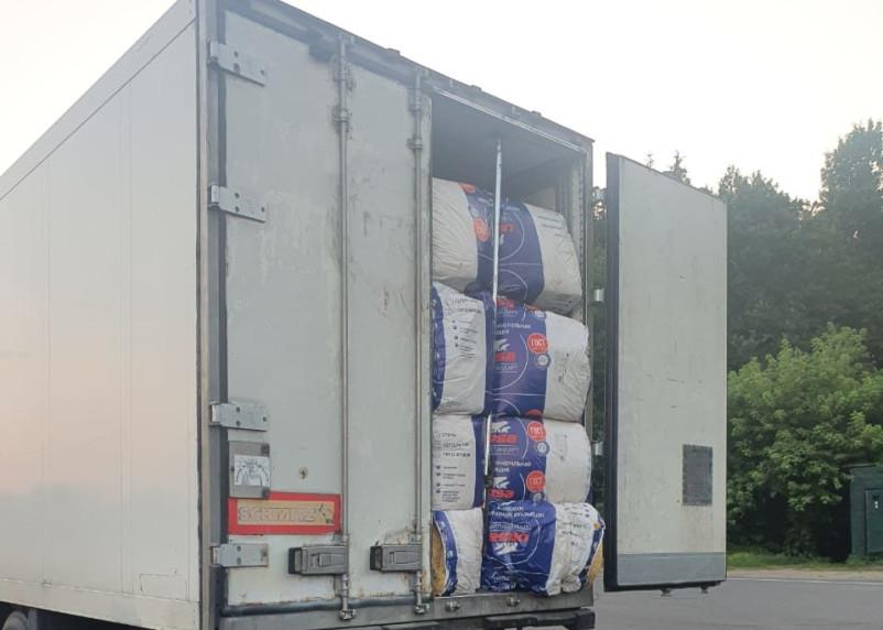 Смоленские пограничники пресекли ввоз овощей и фруктов без документов